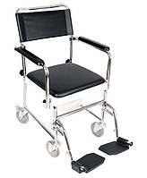 Кресло-каталка с санитарным оснащением «JBS», фото 1