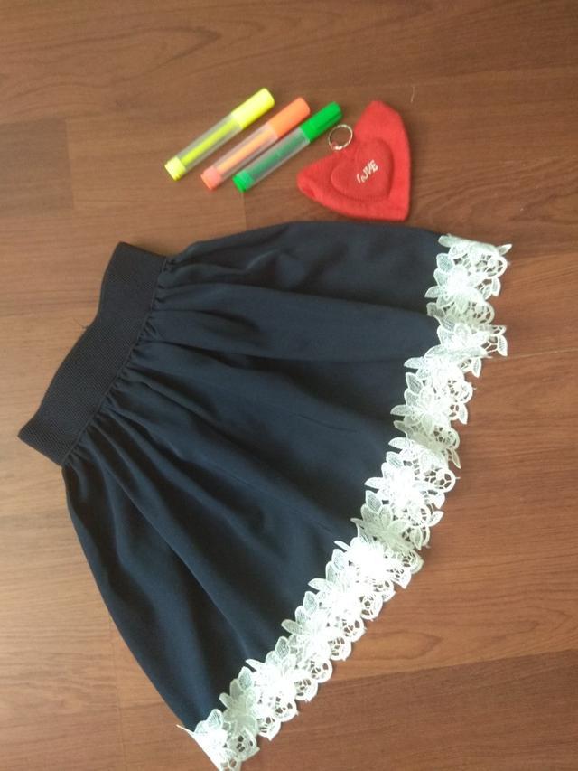 фото школьная юбка