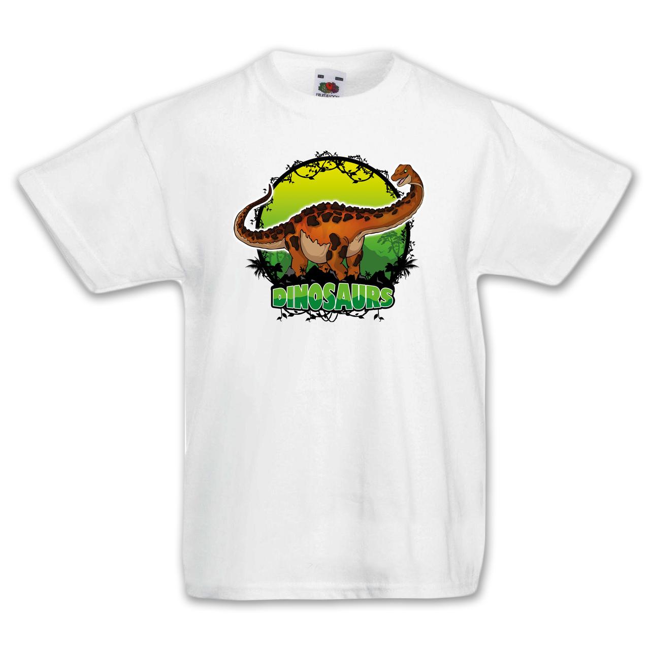 """Футболка детская с динозавром  """"Титанозавр"""""""