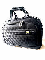 Сумка дорожная для ручной клади CRUISER (бьюти-кейс) Турция, цвет черный, фото 1