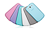 Чехол для Samsung Galaxy S3 i9300 - HPG Ultrathin TPU 0.3 mm cover case, силиконовый - Фото