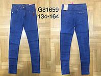 Джинсовые брюки для девочек оптом, Grace, 134-164 рр., Арт. G81659