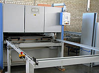 Мембранно-вакуумный пресс бу Friz MFP250/MT/15/28 для объёмной 3Д-облицовки шпоном, 2008 г., фото 1