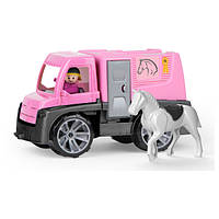 TRUXX: Авто для перевозки лошадей, 29 см LENA 4458