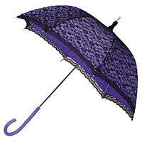 LR1-814c Зонт трость кружевной