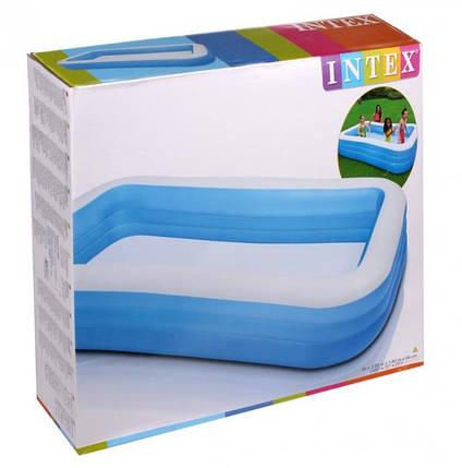 Надувной бассейн Intex 58484 семейный, фото 2