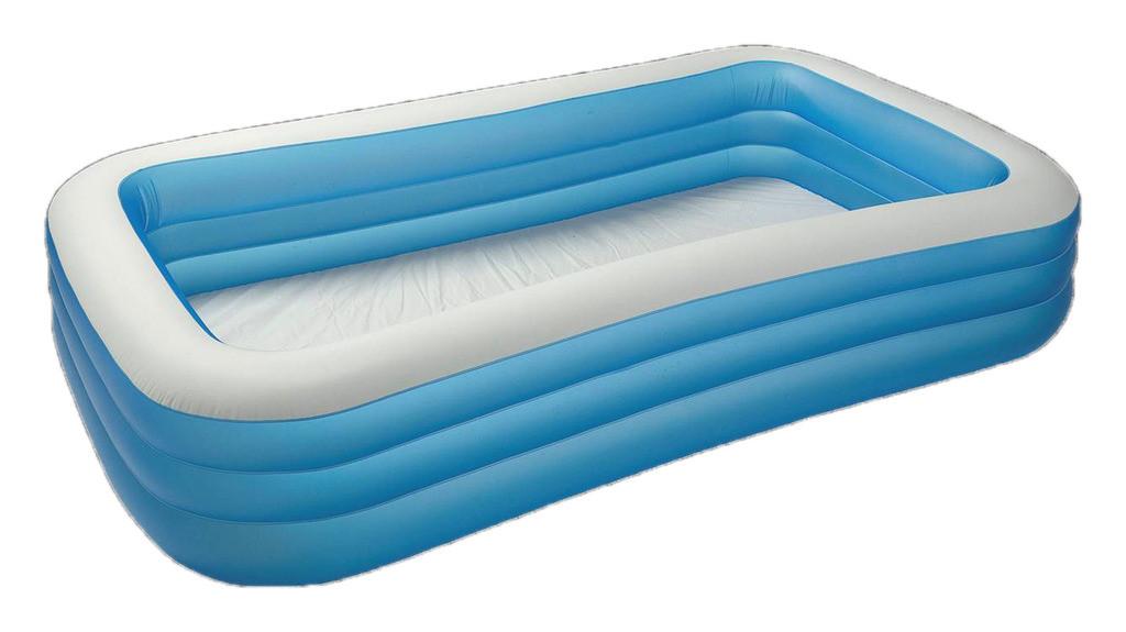 Надувной бассейн Intex 58484 семейный