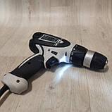 Акція! Набір електроінструменту Элпром: Електролобзик, Мережевий шуруповерт , Болгарка 125, фото 8
