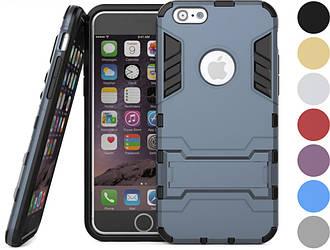Противоударный чехол iPhone 6 6S (бампер трансформер) (Айфон 6 6С)