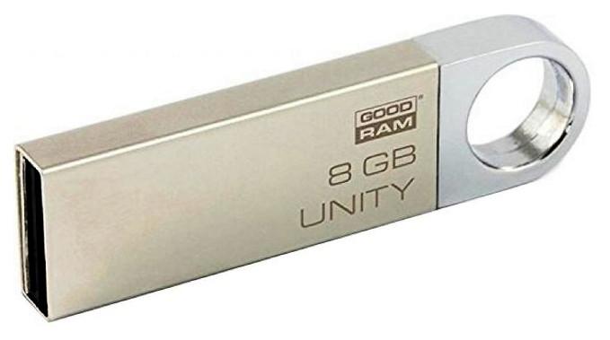 Флеш USB Goodram Unity 8 GB (UUN2-0080S0R11)