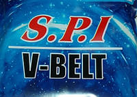 "Ремень вариатора SPI/SEE 729*17,7 50куб (скутер) диск 12,13"""