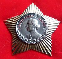 Орден Суворова 2 степени №1.374 серебро , фото 1