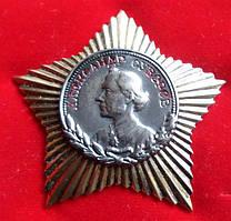Орден Суворова 2 степени №1.374 серебро