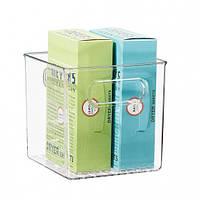 Органайзер для хранения в холодильнике iDesign 15,5 х 15,5 х 15,5 см (71530EU), фото 1