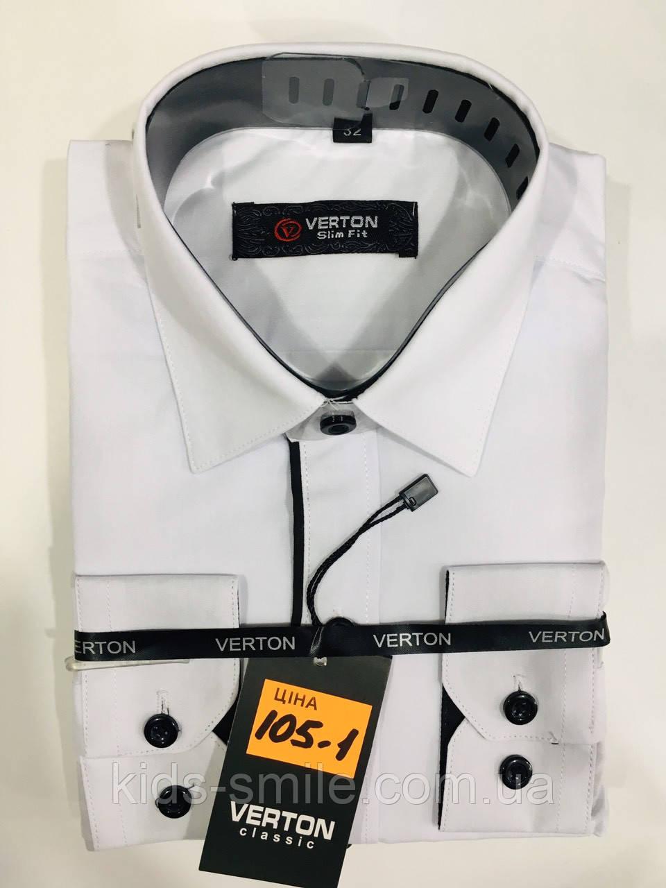 Рубашки детские  (С 29-36 ) ШКОЛА