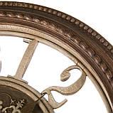 Настенные часы (Ø 40,6 см) ажурные (105A), фото 2