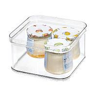 Контейнер для холодильника iDesign 16 х 16 х 9,6 см (71450EU), фото 1