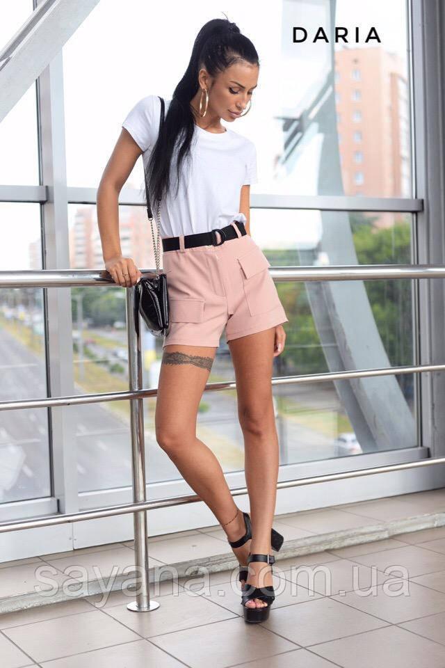 женские летние шорты