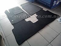 Текстильные коврики CHEVROLET Captiva (Серые)