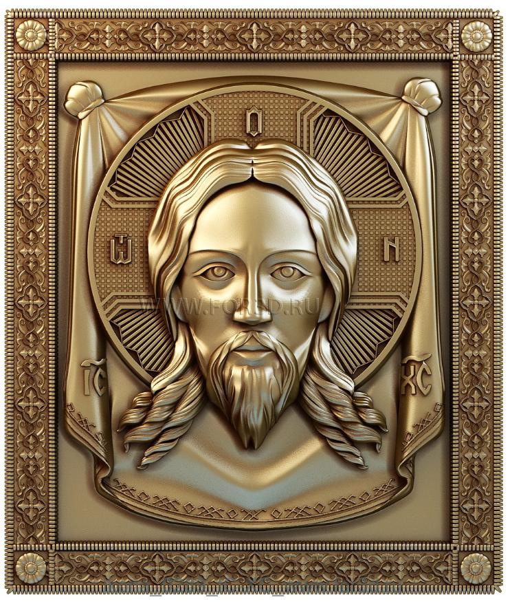 Ікона Спас Нерукотворный