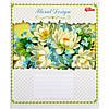 Тетрадь школьная в линию 60 листов Мечты сбываются, Цветы, фото 2