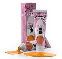 Гель краска сочный персик Emi 5мл