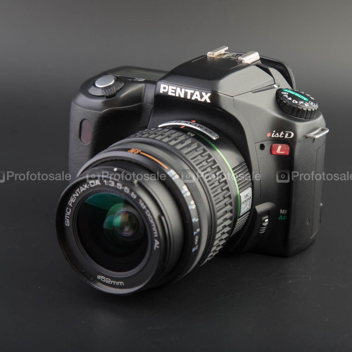 Pentax ist DL 18-55 Kit