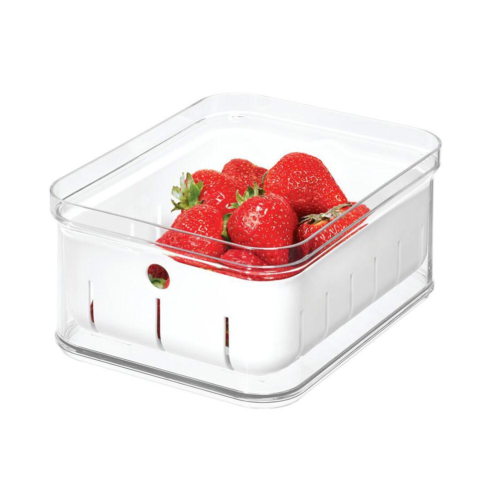 Контейнер для хранения ягод в холодильнике iDesign 71640EU