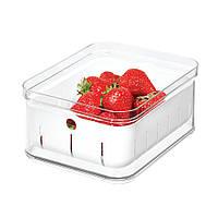 Контейнер для хранения ягод в холодильнике iDesign 71640EU, фото 1