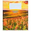 Зошит в лінійку Мрії збуваються 96 аркушів, Схід сонця, фото 3