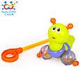 "Игрушка-каталка Huile Toys ""Гусеничка"", фото 5"