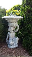 Скульптура. Мальчик с вазой., фото 1