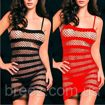 Эротическое белье. Эротическое платье - сетка Livia Corsetti (54 размер, размер XL ), фото 2