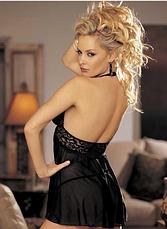 Сексуальное белье. Пеньюар Elegance Set Lolitta (48 размер, размер L ), фото 2