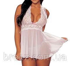 Сексуальное белье. Пеньюар Elegance Set Lolitta (48 размер, размер L ), фото 3