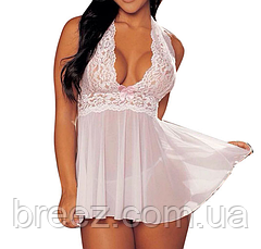 Сексуальное белье. Пеньюар Elegance Set Lolitta (50 размер, размер L ), фото 3