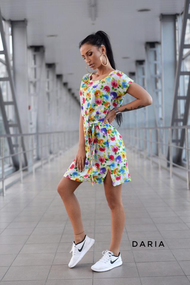 женское летнее платье