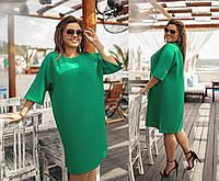 Платье женское батал  Париж, фото 1