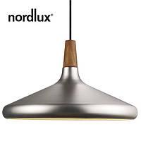 Подвесной светильник Nordlux Float E27 Ø39, матовая сталь