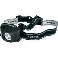 Фонарь VARTA Indestructible Head Light LED 1W 3AAA (17731101421)
