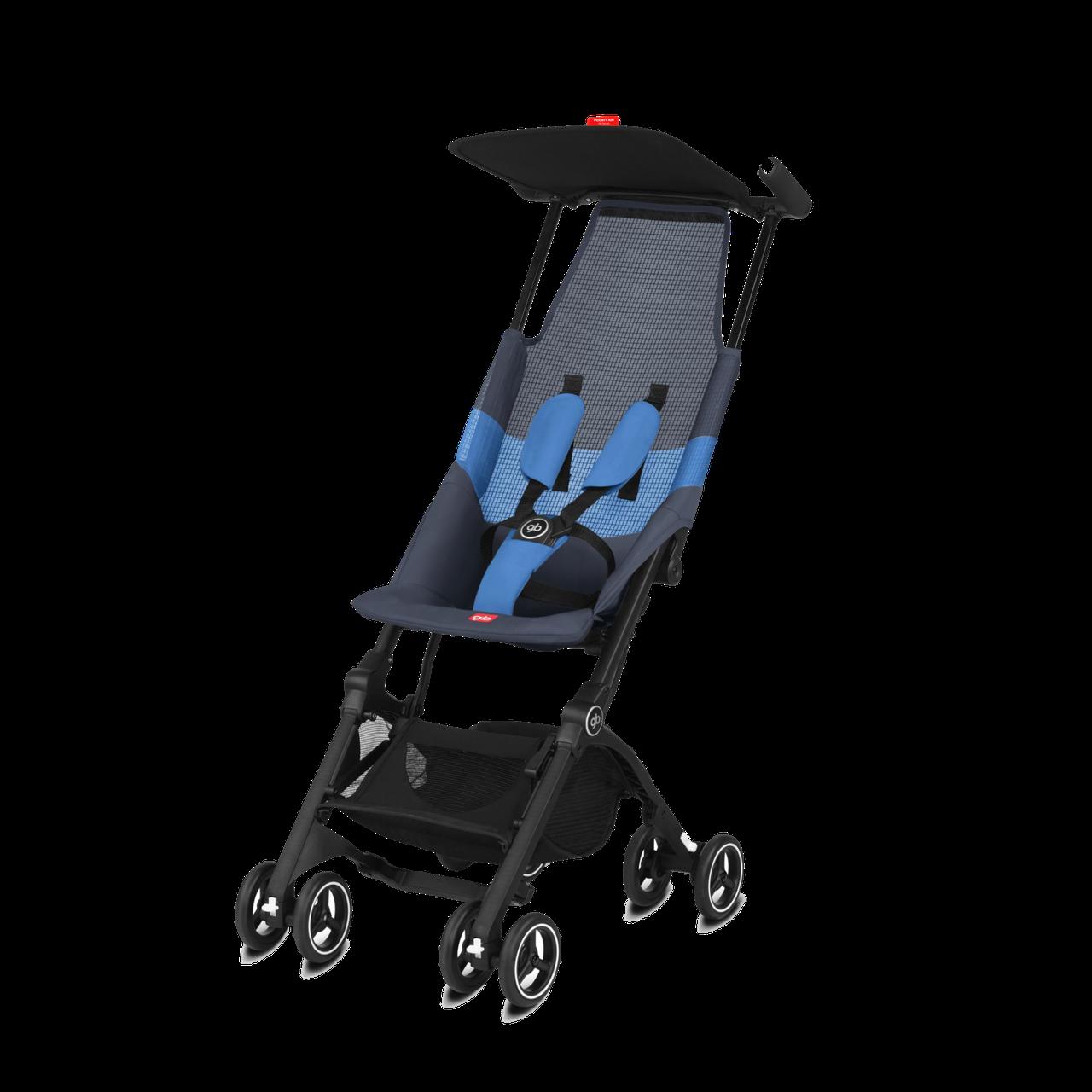GB - Коляска Pockit Air All-Terrain, цвет Night Blue