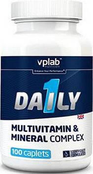 Витамины Daily 1 (100 caps) VP Lab