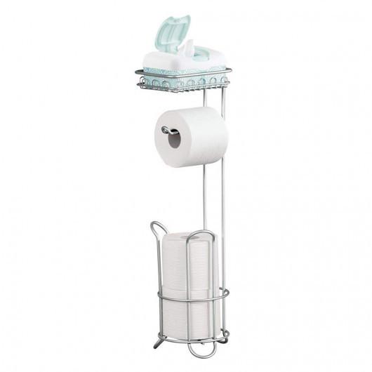 Ораганайзер для туалета с полочкой для гаджетов iDesign 68770EU