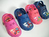 Кроксы детские оптом Размеры 25-30, фото 1