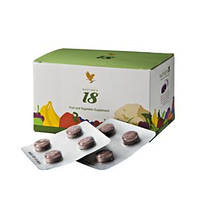 Лучшие витамины Форевер Натур18 --природный источник мощных антиоксидантов из фруктов и овощей.120 таб.США