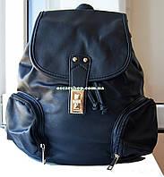 Кожаная женская сумка. Женский кожаный рюкзак. Недорогой портфель. СР300-1