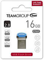 Флешка TEAM 16 GB C161 Blue