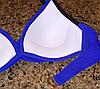 Купальник Gabbiano  двойной push up .  Раздельный купальник с пуш ап Бикини коралловый ( 50 размер размер L ) , фото 3