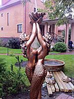 Скульптура. Русалки., фото 1