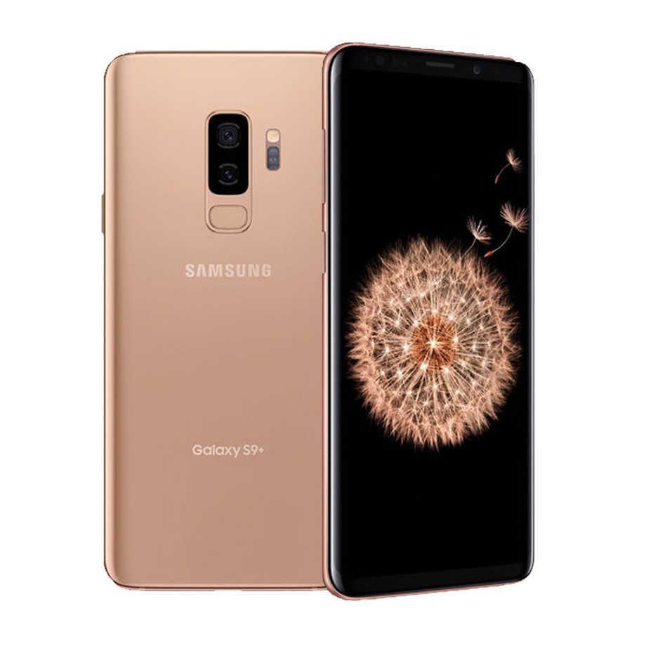 Смартфон Samsung Galaxy S9+ SM-G965U 64GB Gold модель SM-G965U